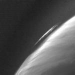 Rosettaが撮影した火星の大気の構造02
